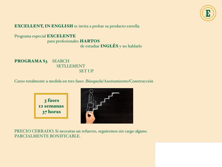 Programa para profesionales HARTOS de estudiar inglés