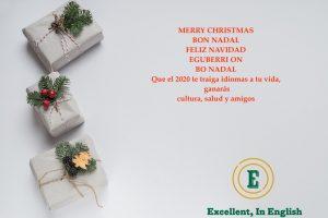 MERRY CHRISTMAS AND que el nuevo año traiga idiomas a tu vida!!!